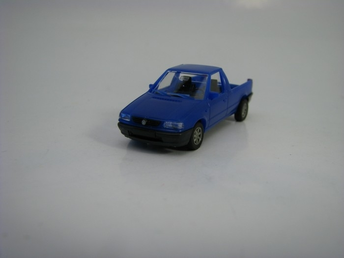 Škoda Felicia Pick Up Blue 1:87 ČStrain